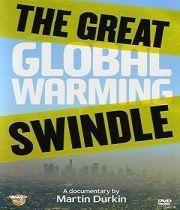 Velký podvod s globálním oteplováním