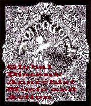 Globální nesouhlas: Anarchistická hudba a akce
