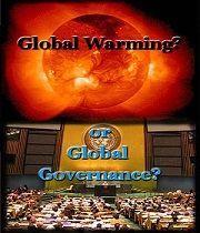 Globální oteplování nebo Globální vláda