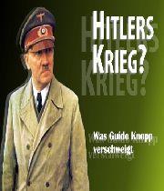Hitlerova válka? Co zamlčuje Guido Knopp