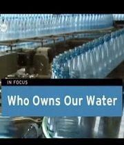 Komu patří voda