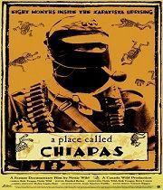 Místo zvané Chiapas