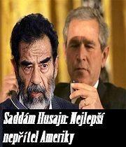 Saddám Husajn: Nejlepší nepřítel Ameriky