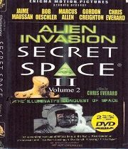 Tajný vesmír II: Invaze mimozemšťanů