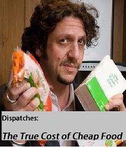 Zpráva o skutečné ceně laciných potravin