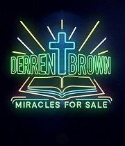 Derren Brown: Zázraky na prodej