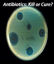 Antibiotika: Zabiják nebo Lék?