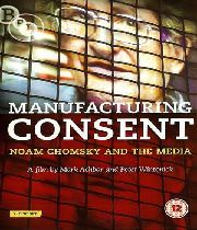 Výroba souhlasu: Noam Chomsky a média