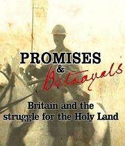 Sliby a zrady: Briti a boj o Svatou zem