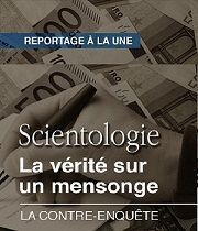 Scientologie, pravda o lži